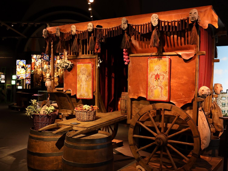 Mittelalterliches- Badermobil