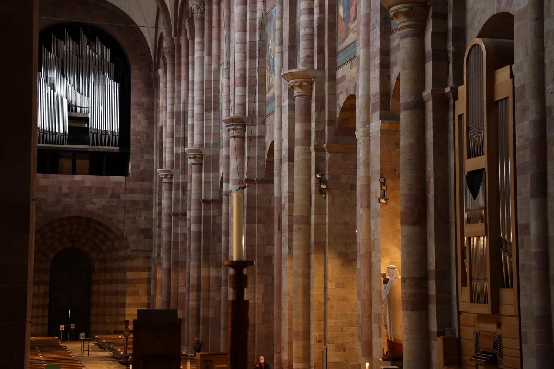 Speyrer Dom- 1000 Jahre Menschheitsgeschichte