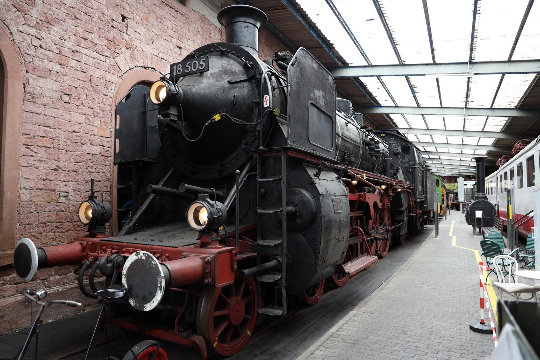 Schnellzug- Lokomotive S3/8