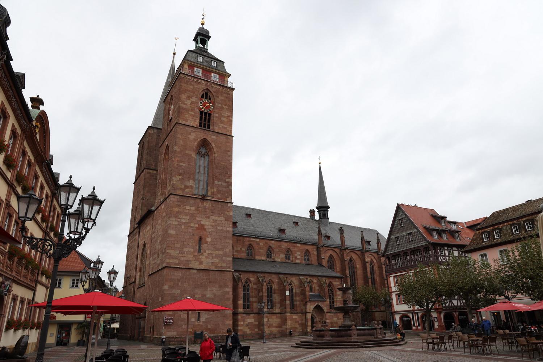 St. Ägidius Kirche Neustadt