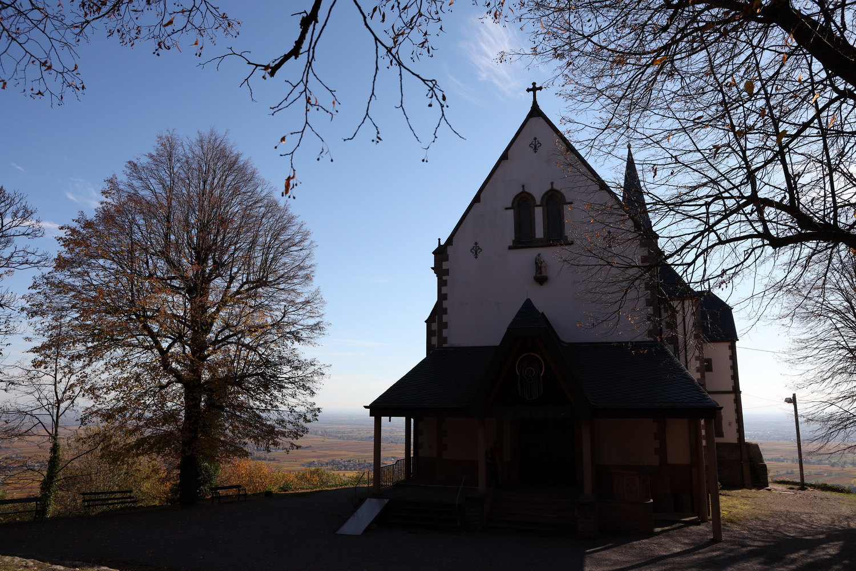 An der St.Anna- Kapelle