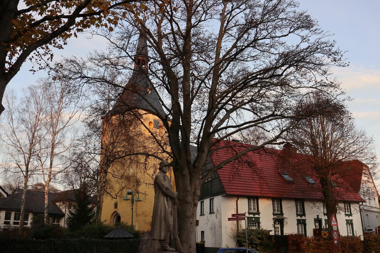Rönsahl- Ev. St. Servatius Kirche