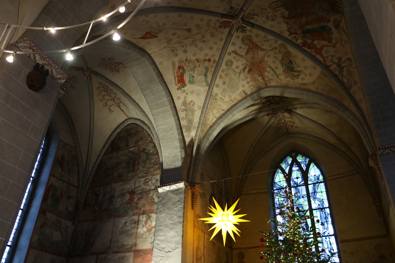 Weihnachtsstimmung in der Kreuzkirche Wiedenest