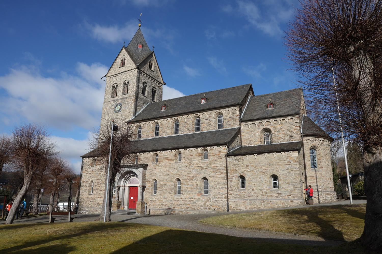 Basilika St.Gertrud in Morsbach