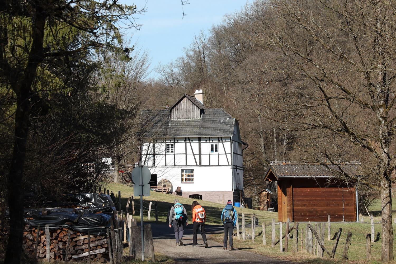 Bruchhausen Wassermühle