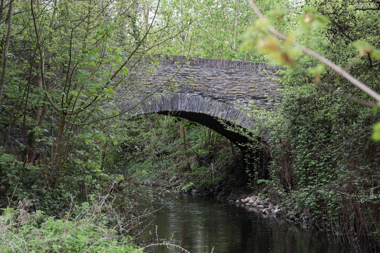 Trimbs-Alte Brücke über die Nette von1881