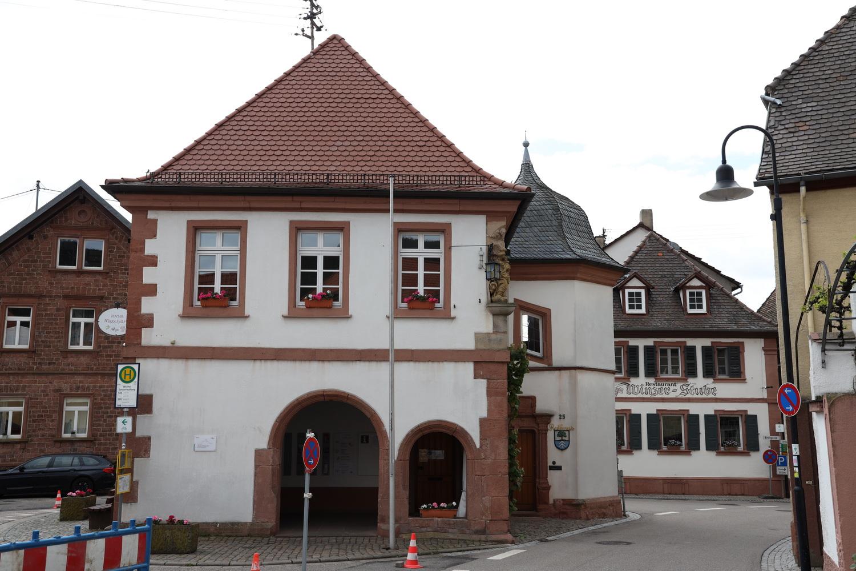 Rathaus Weyher