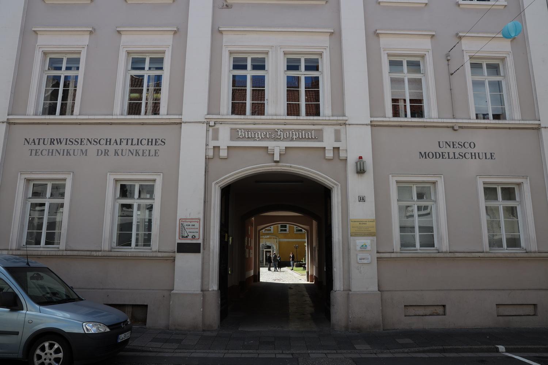 Ehemaliges Bürgerhospital