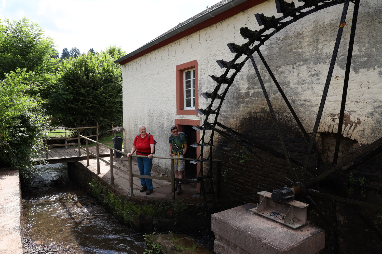 Wassermühle Bruch