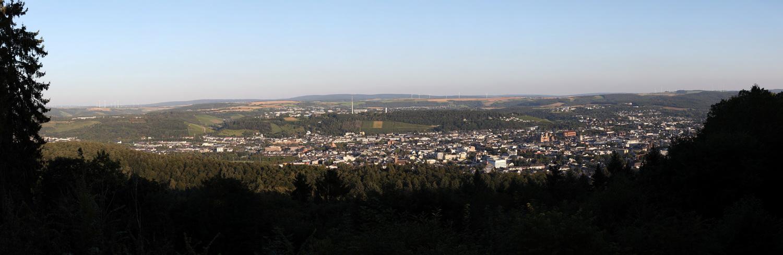 Trier-Panorama vom Kockelsberg