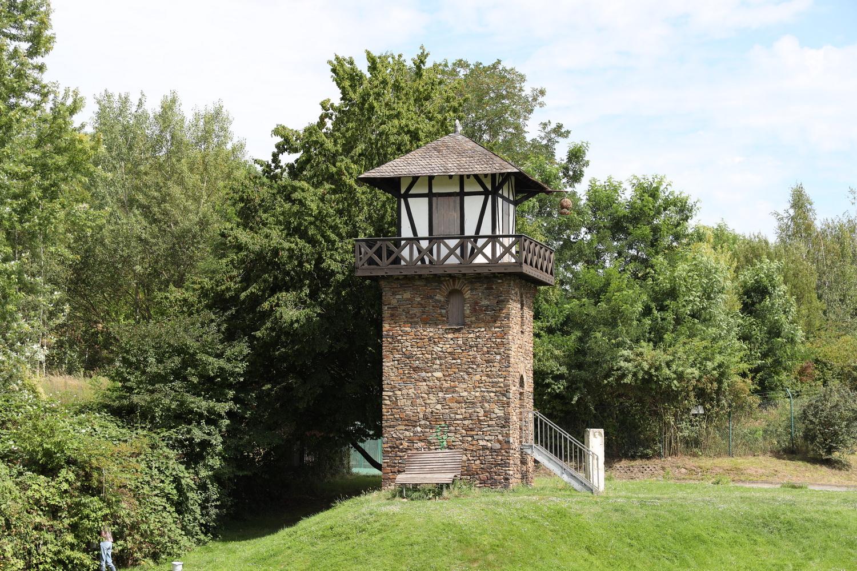 Römischer Limes-Turm Bad Hönningen