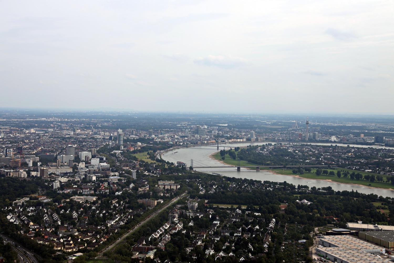 Leaving Düsseldorf