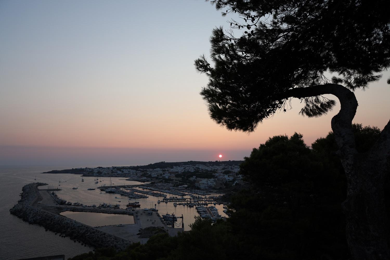Sunset am Southernmost Point Santa Maria di Leuca