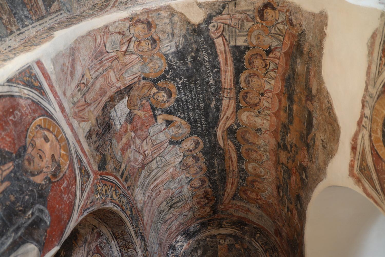 Fresken San Pietro 11.-13.Jh.