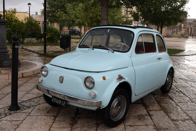 "Fiat 500 ""Bambino"""