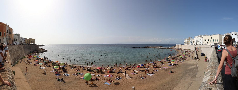 Strand von Gallipoli