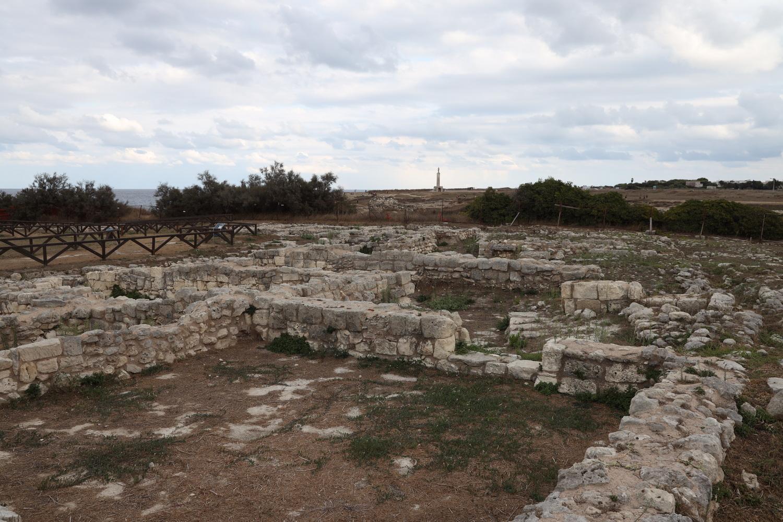 Fundgrube der Archäologie- Rocca Vecchia