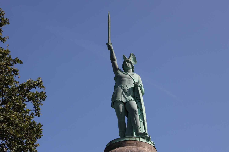 Arminius der Cherusker-Fürst