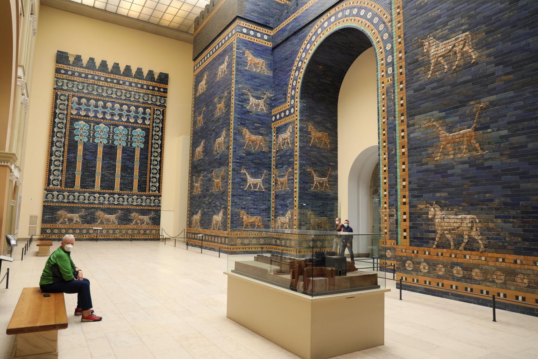 Pergamonmuseum- Ischtar-Tor