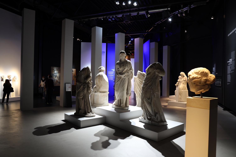 Skulpturen des Pergamonaltars