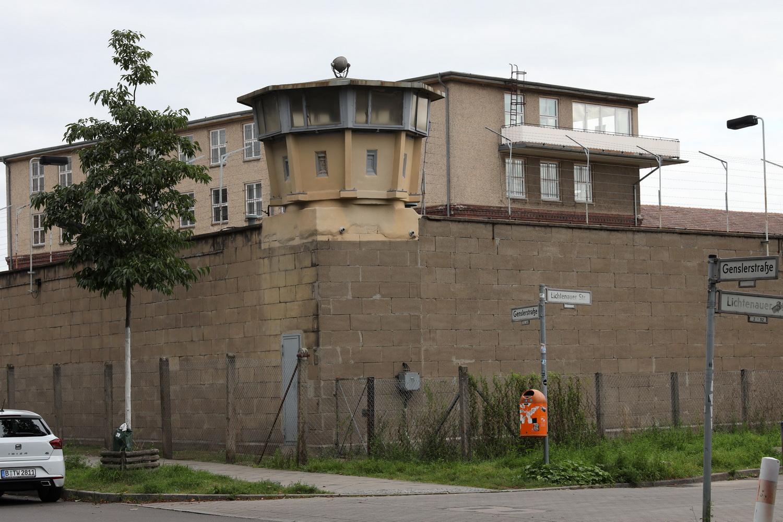 Untersuchungs-Haftanstalt Hohenschönhausen