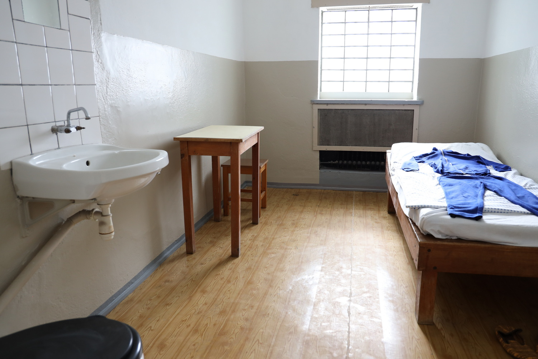 Die U-Haft Zelle